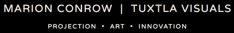 MARION CONROW  |  TUXTLA VISUALS Logo